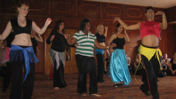 Top 10 Male Belly Dancers and Teachers