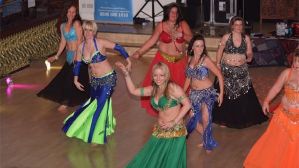 10 Tips on Teaching Belly Dance for Teachers