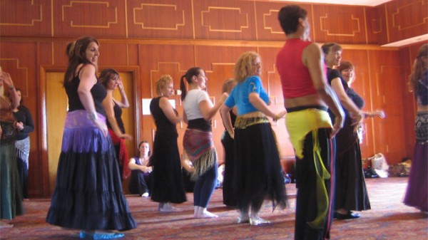 Marketing Belly Dance Classes Online