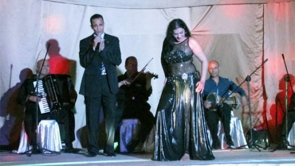 Workshops with Dandasha in Egyptian Dance
