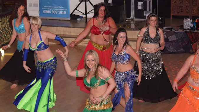 10 Myths about Belly Dance