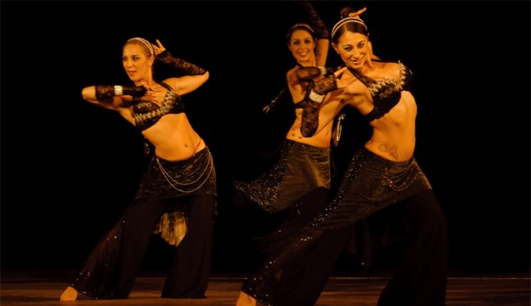 How Practising Contemporary Dance can help Belly Dancers