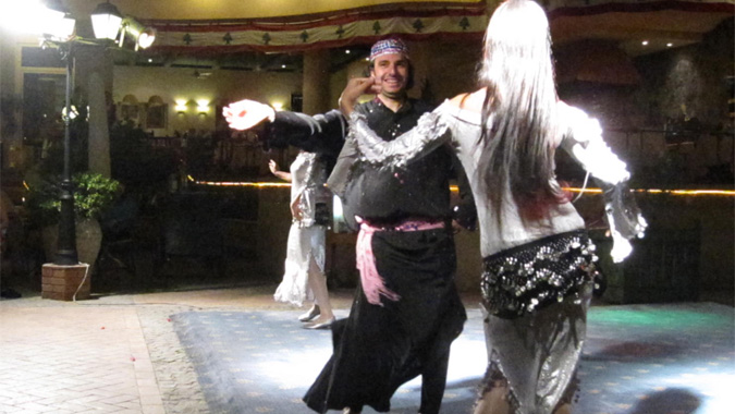 Egyptian Baladi and Shaabi Dance Styles