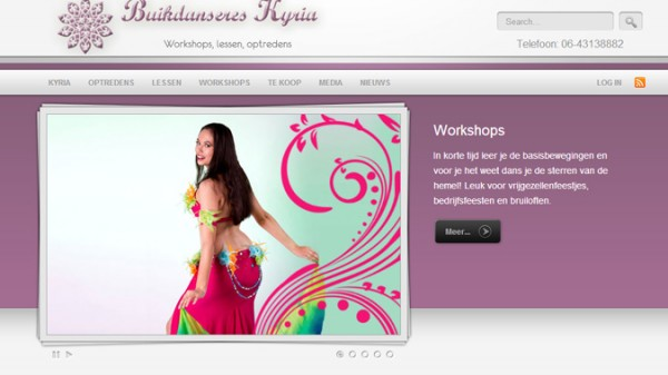 Promoting your own Belly Dance Classes, Lessons and Events