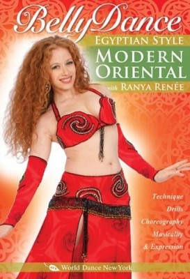 Modern Oriental and Baladi with Ranya Renée – DVD Reviews
