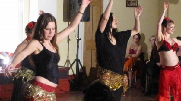 Brighton, Sussex Belly Dance Classes, UK