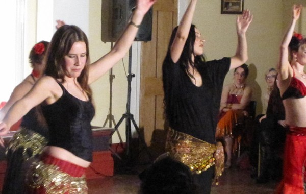 Brighton, Sussex Belly Dance Classes
