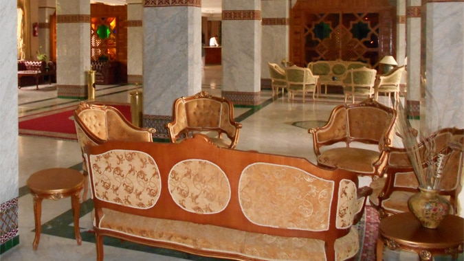 Hotel in Fez Morocco