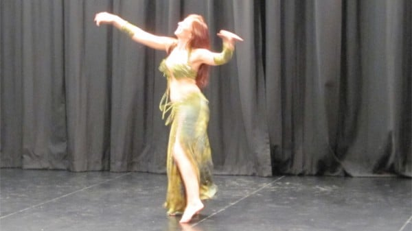 Virginia State Belly Dance Classes