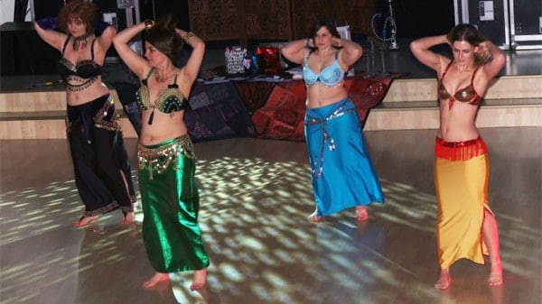 Derbyshire Egyptian Dance Classes