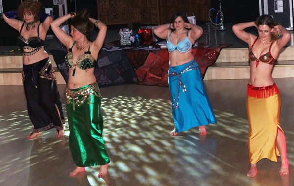 Derbyshire Egyptian Dance Classes