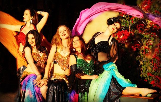 xanadu dancers