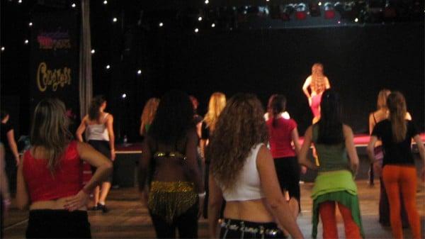 Arkansas Hot Springs and Fayetteville Dance Classes