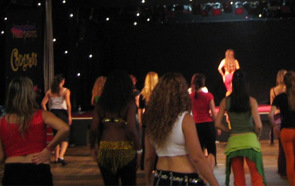 Arkansas Hot Springs and Fayetteville Dance Classes