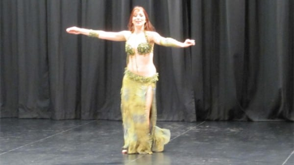 Belly Dance Classes in California