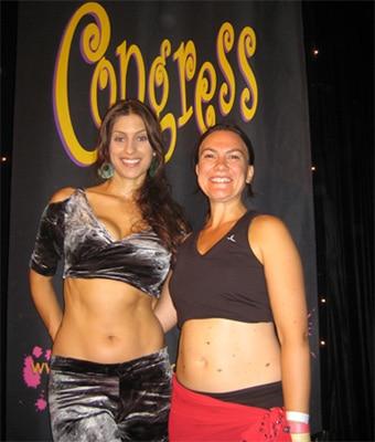 Valeria and Sadie