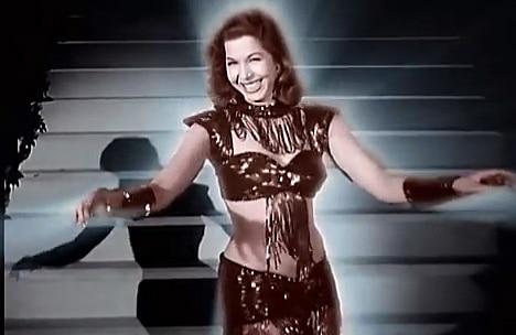 Samia Gamal – Star of Egyptian Cinema