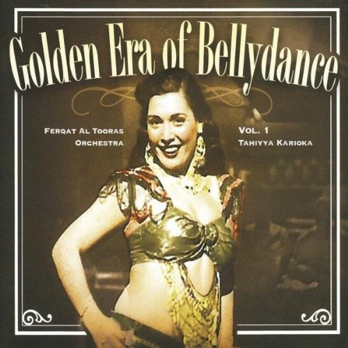 Golden Era of Bellydance CD cover