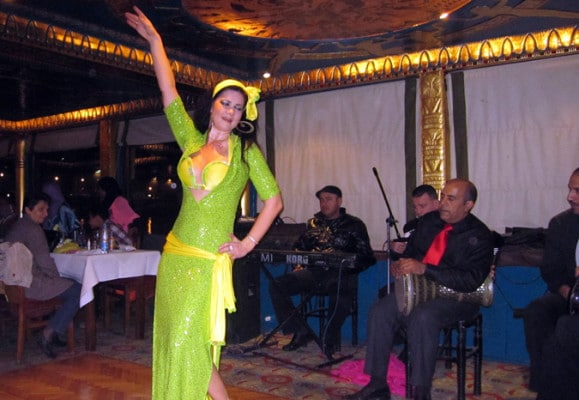Three Introductory Books about Belly Dance – Review