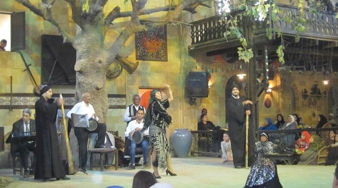 Folkloric dance Egypt