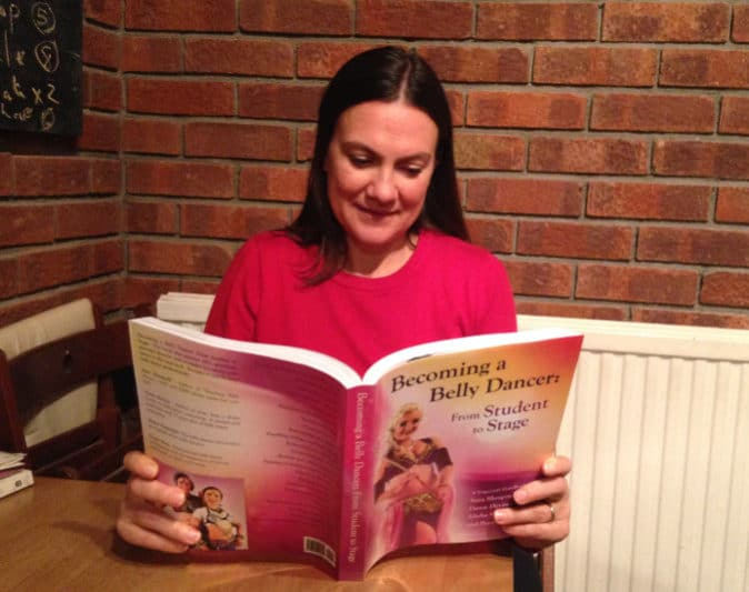 Becoming a Belly Dancer – Book Review